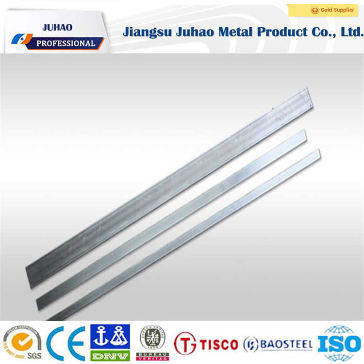 Free-cutting stainless steel 303/303se/316F stainless steel flat bar used in special occation