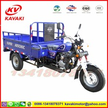 Best sale to africa SUPER ABSONIC model moto tricycle /three wheel motorcycle