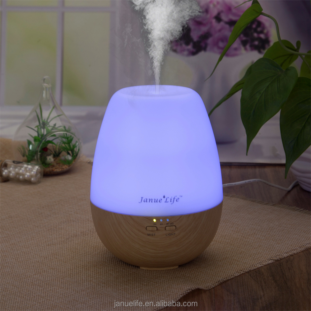 Essential oi difuser, electric ultrasonic aroma humidifier, aromatherapy perfume diffuser