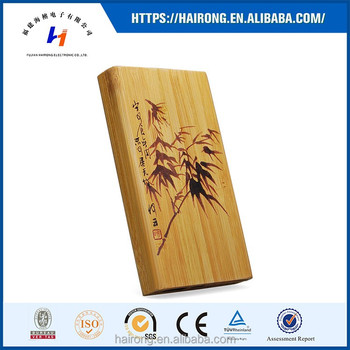 China wholesale 6000mah portable power bank and mobile phone power bank
