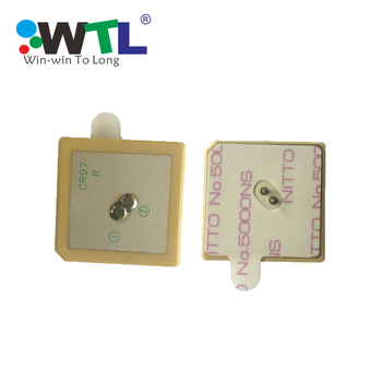 WTL 25x25x4mm 1581MHz Dielectric Patch Antenna GPS