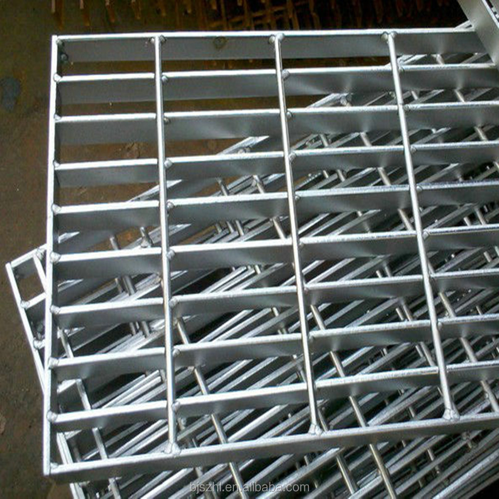 ISO9001 galvanized sump floor grating/sump cover/gully grating