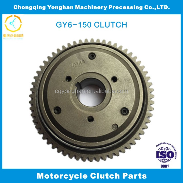 GY6-150 OEM Motor Tricycle Clutch Assy. 150cc Motor