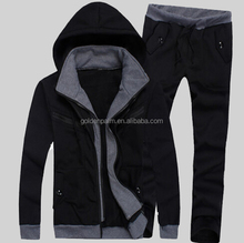Hot Sale Custom Designed Wholesale Cheap Price Men Hoodies Suit Factory