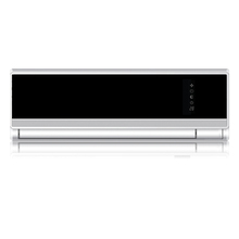 Black colored mirror panel Mini split wall mounted air conditioner(JC)
