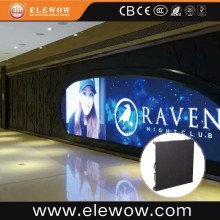 Custom Indoor Assembly LED Seamless Video Wall