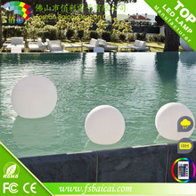 Led swimming pool light outdoor LED flood lights ball 16 Colors change