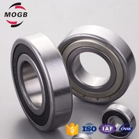 6009 2RS Conveyor Bearing Accessories Deep