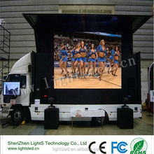 New Products 3G Advertising Testa LED Mobile Bar,Used P10 Outdoor Full Color LED Display Module Boost Mobile Truck Sign for Sale