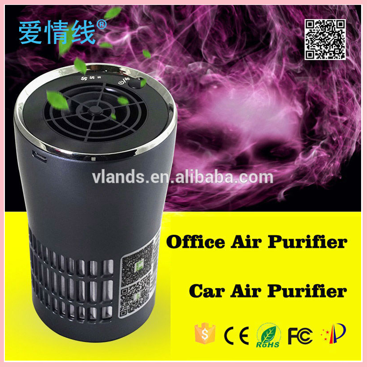 2016 Gift Award Ozonizer environizer air purifier manual for car use