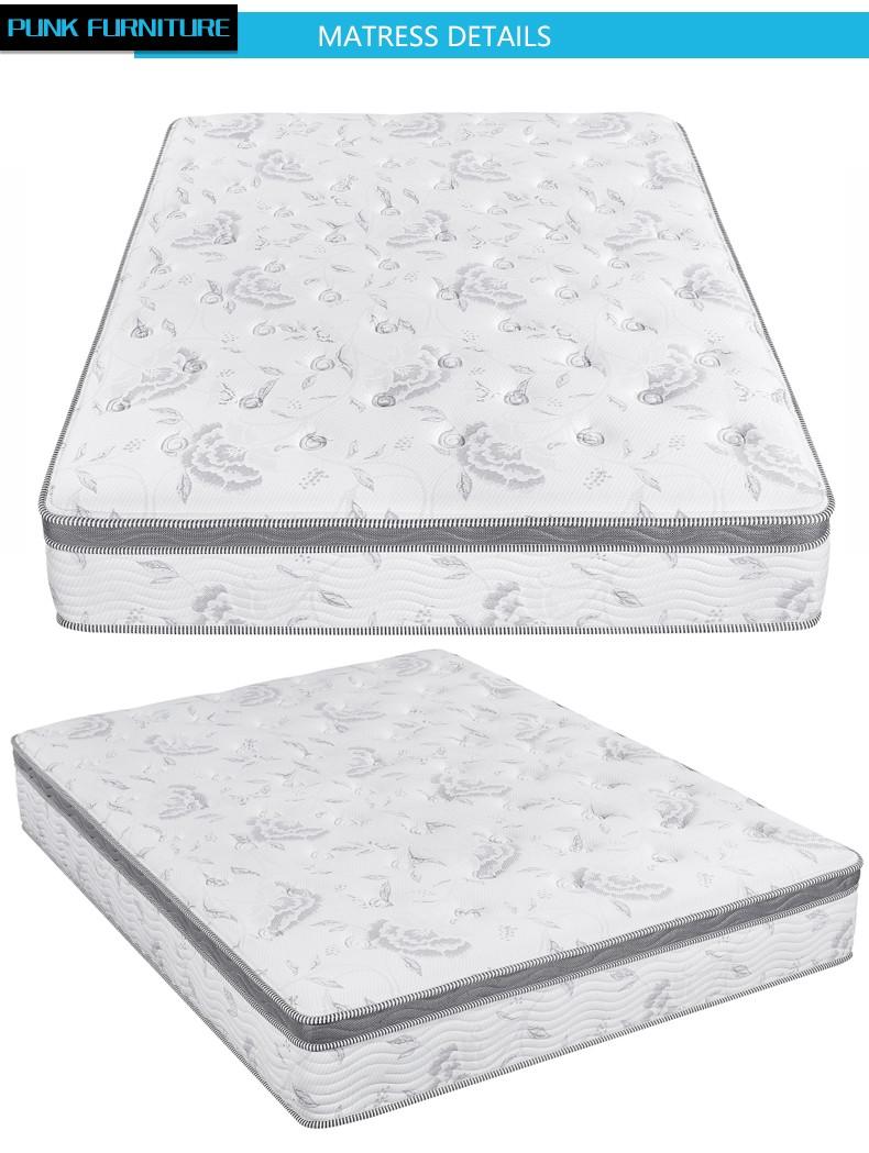 new arrival! gel memory foam negative ion mattress quilted mattress - Jozy Mattress | Jozy.net