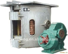 scrap aluminium smelting furnace with large capacity