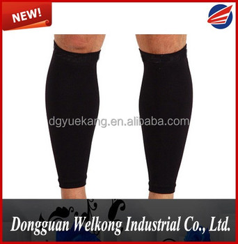 SPORT COMPRESSION THERMAL LYCRA CALF SLEEVE SUPPORT