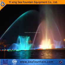 2016 New design floating fountain tristar
