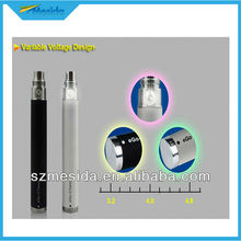 most popular products 2013 ego c twist battery variable voltage 650mah/900mah/1100mah ego battery