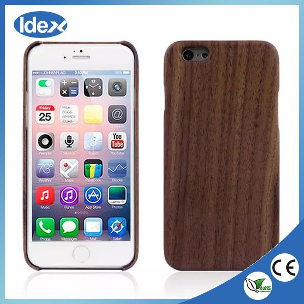 2014 New Arrive Free Sample Wholesale wooden cases cover for apple iphone 6s