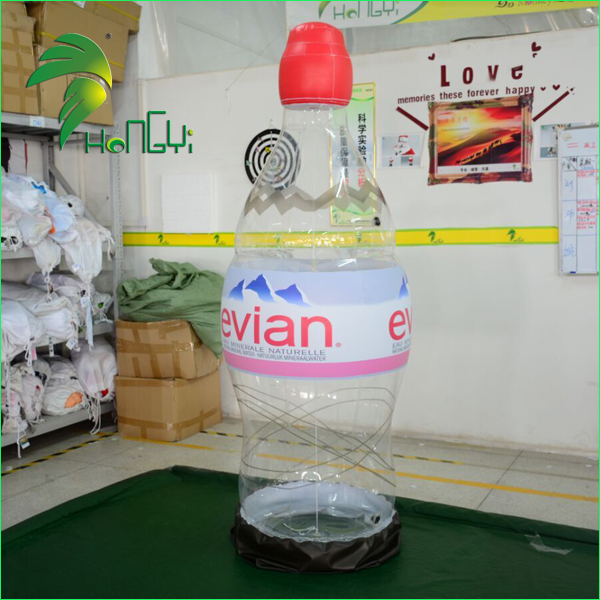 Custom Inflatable Water Bottle , Balloon for Advertising Equipment