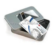 China Manufacturer Credit Card USB Stick for Company Promotional Product