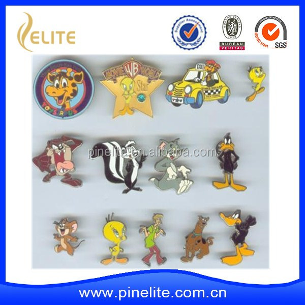 Promotional gifts hard enamel custom magnets lapel pin