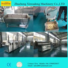 Automatic PotatoChips Production Line