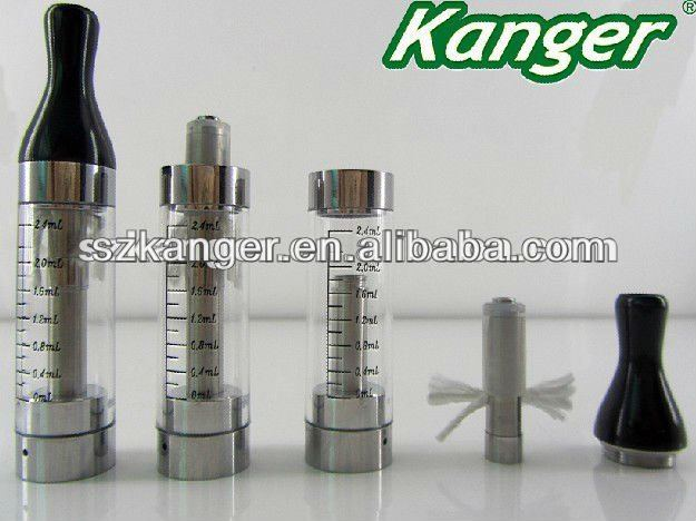 2013 kanger hot sell ego cc e-cigarette,T2 atomizer with replacement coil