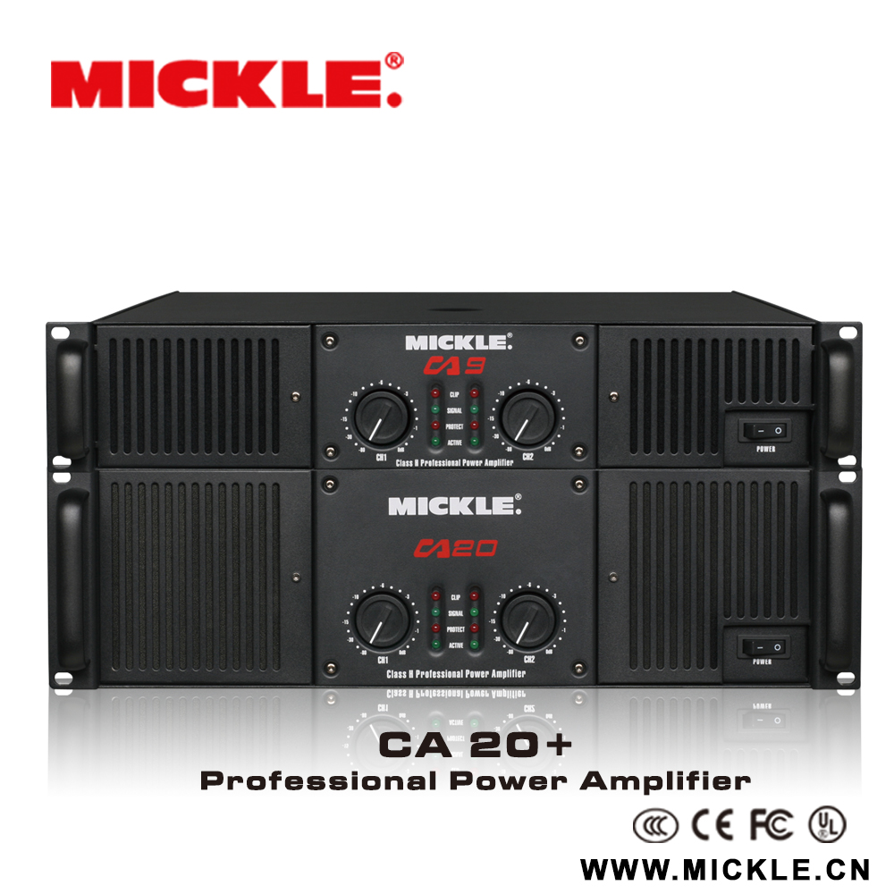 MICKLE Multifunctional CA20+ high power pa power amplifier for wholesales
