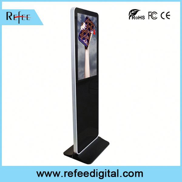 Refee SD Slot and USB Port,Full HD 42 inch lcd standing vertical lcd digital signage