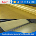 Filter/Printing Brass Wire Mesh Cloth/copper wire mesh supplier