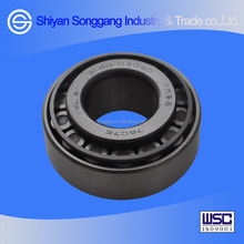 Dongfeng truck parts front wheel outer roller Bearing Assembly 7607E