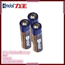 um3 size r6 aa battery 1.5v heavy Duty Batteries OEM are welcomed.