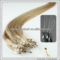 NO GLUE NO HEAT NO HARM Micro bead Hair Extensions fast shipping