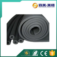 Acoustic absorption foam adhesive silicone rubber mat Foam Rubber Sheet
