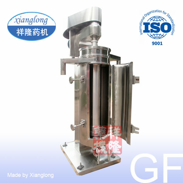 Oil-Water Centrifuge Separator for pig oil
