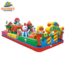 Best quality inflatable park , inflatable bounce house , inflatable fun city for kids