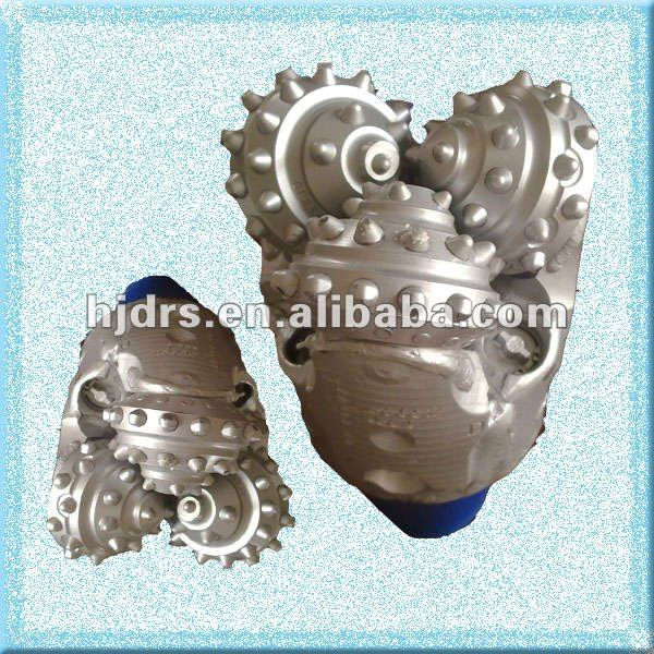"8 1/2""tricone bit type 427 mill tooth tricone roller rock bit rotary tricone mill tooth for well used rock drill steel"