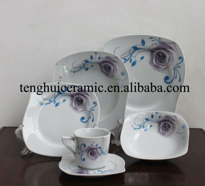 Nice Shape Fine Pottery Children's Tableware