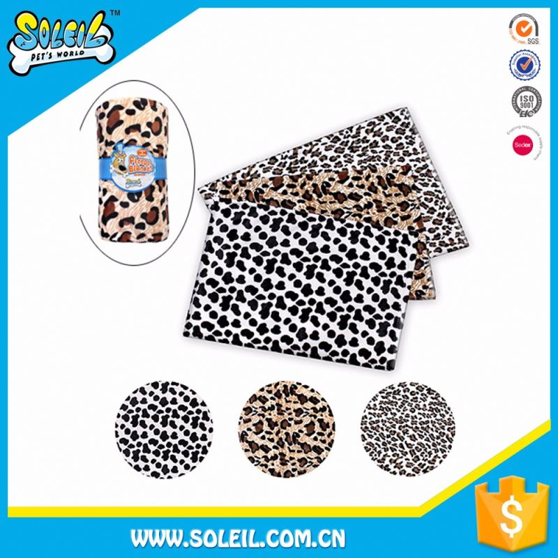 Premium Quality Washable Polyester Thermal Blanket Pet