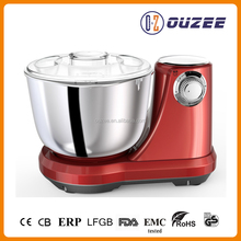 6.5L S.S bowl kitchen machine electric stand bread dough mixer