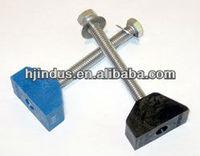 slat anchor pig flooring parts/pig flooring anchor/pig flooringFasteners