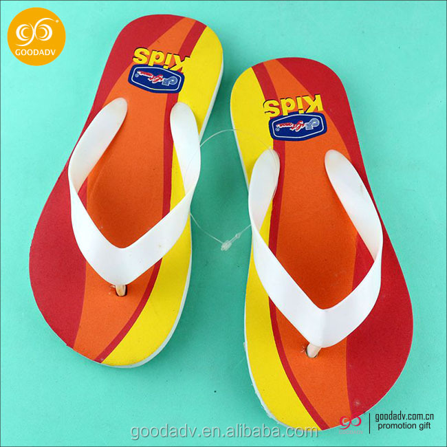 2015 China manufacturing custom wholesale pretty flip flops