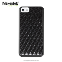 Taiwan for iPhone 5/5S/SE Woven Leather Phone Case Wholesale/ Nexestek brand