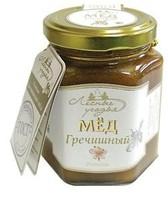 "Raw Buckwheat Honey ""'Lesnye ugodya "" natural honey"