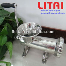 Enterprise hand stainless steel meat chopper