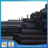 api 5l epoxy lined erw black round steel pipe