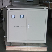 dry type indoor power distribution transformer