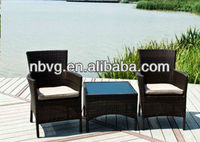 2 Seats Rattan Furniture Outdoor