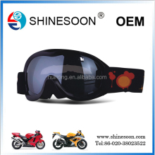 2015 Most Innovative Dustproof Safety Transparent Ski Goggle