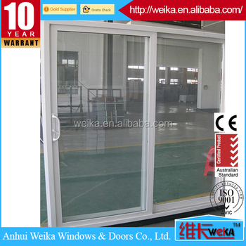 Vinyl PVC Caribbean Impact Sliding Windows and Doors