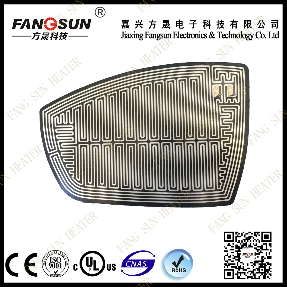 fangsun electric heating element extruder for car side mirror