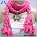 diamond pendant jewelry scarf spring fashion scarf